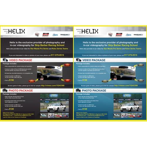 Helix Flyer
