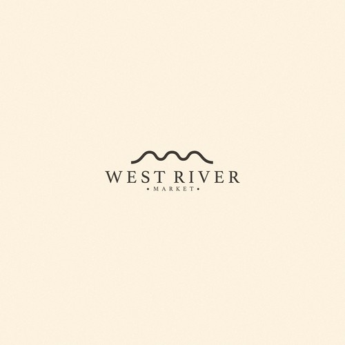 logo for west river market