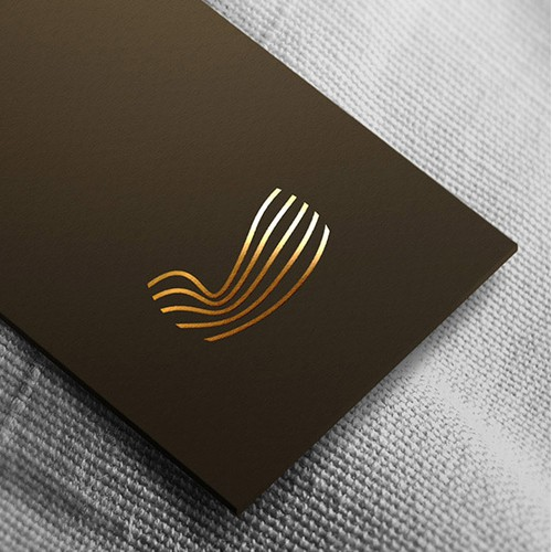 Simple and elegant logo design for a real estate company
