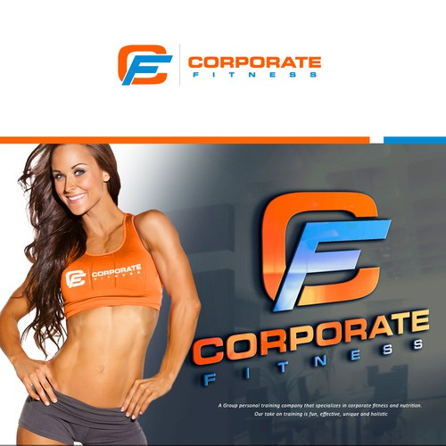 Corporate Fitness Logo
