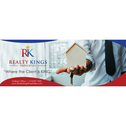 facebook cover for real estate company