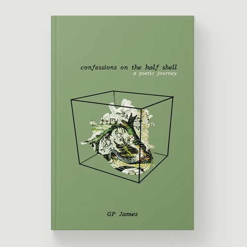 Poetry book cover