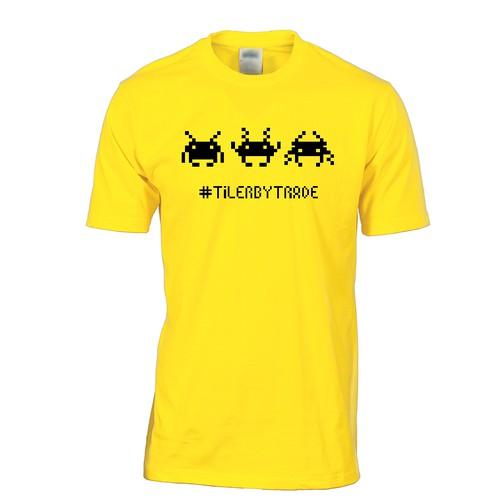 Retro design for tradesmen t shirt