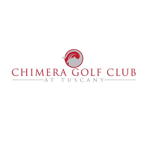 Create Outstanding Logo for new golf course opening within 60 days based off of myth of Chimera