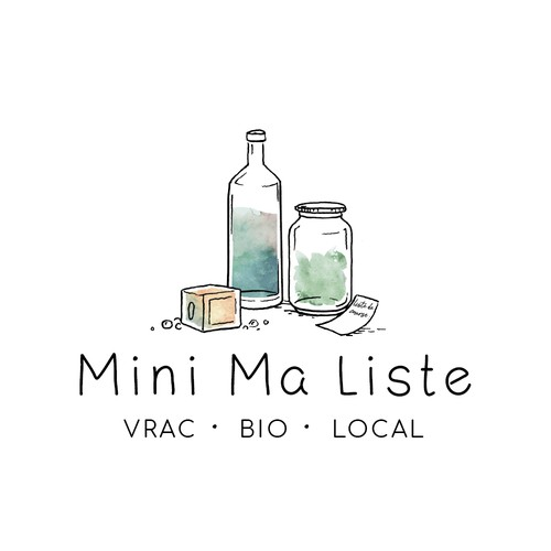 Logo for Mini Ma liste