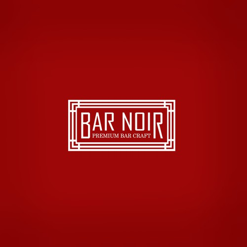 Bar Noir Logotype