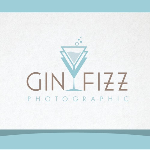 Logo for vintage/documentary wedding photography