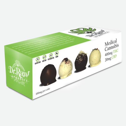 Dr. Raw Organics Package