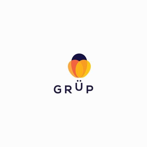 Grüp - Logo Concept