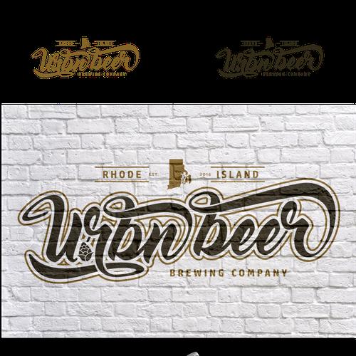 URBN beer logo