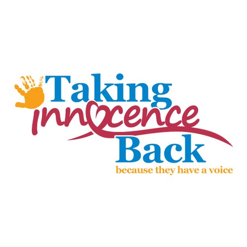 New logo wanted for Taking Innocence Back T.I.B.