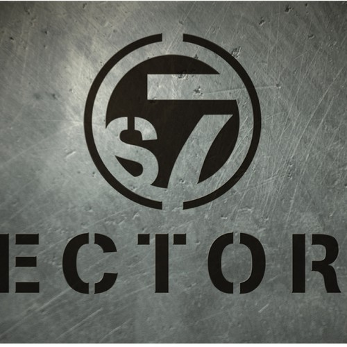 >>>>SECTOR 7 [Logo Design for A Bar ]<<<<