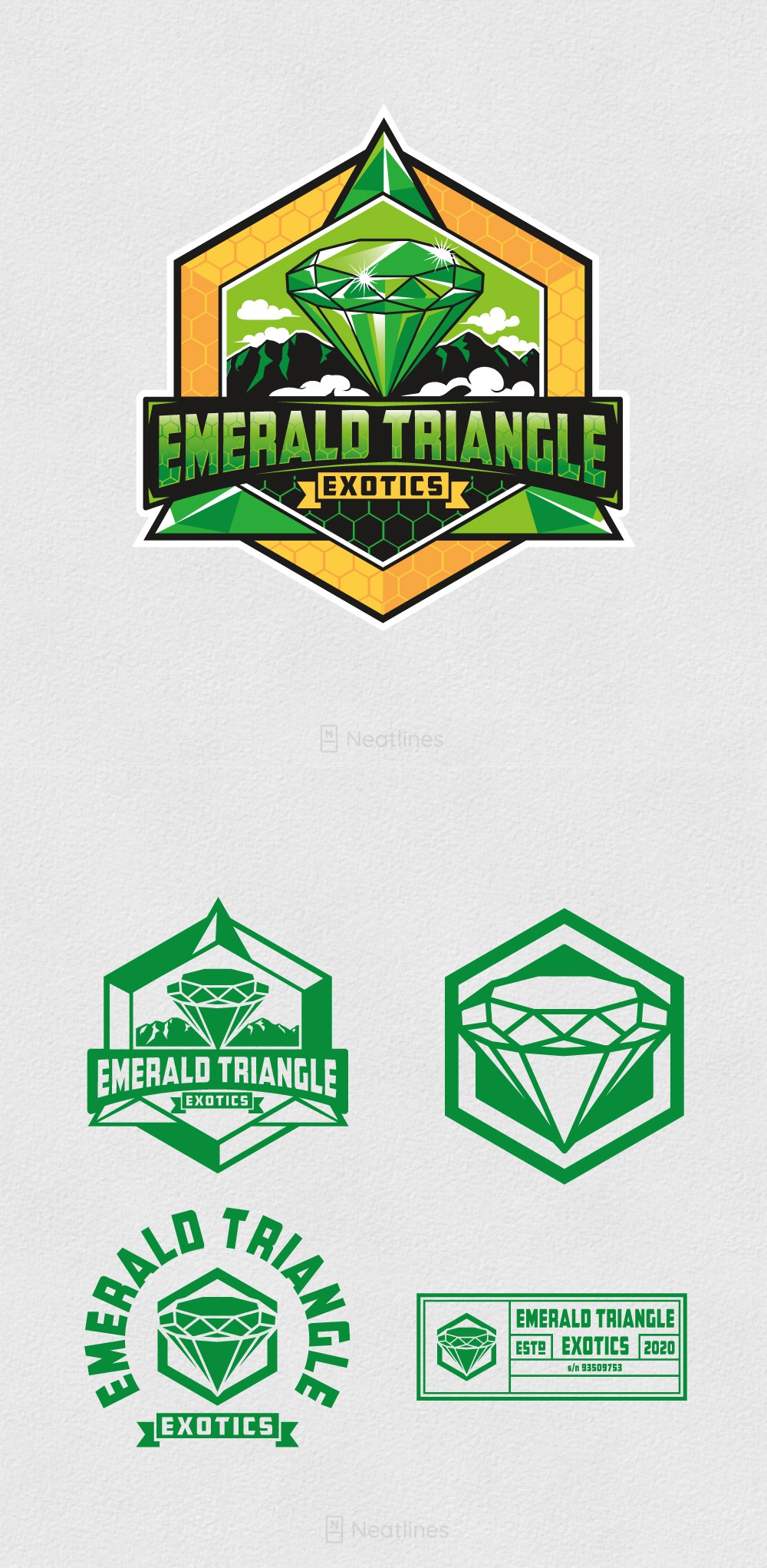 Emerald Triangle Exotics