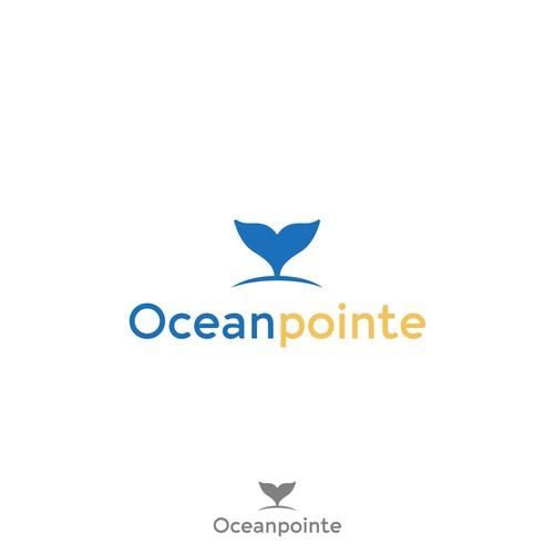 Logo Concept of Oceaen Pointe