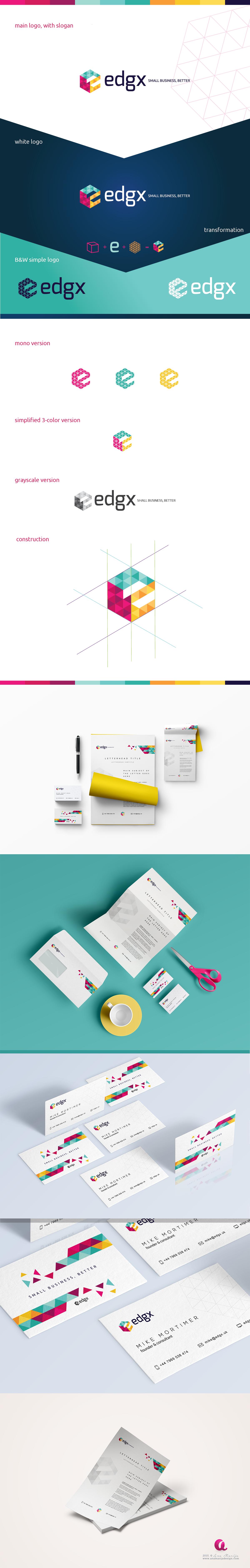 Brand & Business Document Design