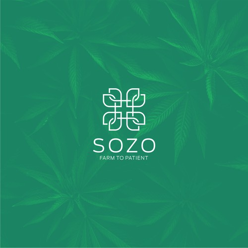 Logo - Medical Cannabis Dispensary - Sozo
