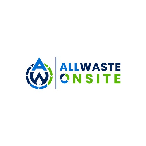 allwaste onsite logo