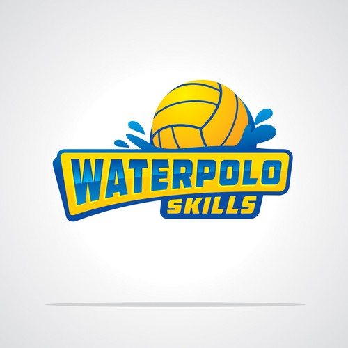 Waterpolo skills needs a new logo