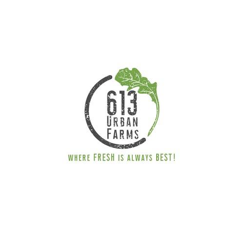 Logo for Microgreens producer