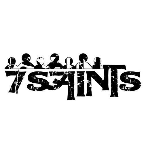 The logo for 7saints.com