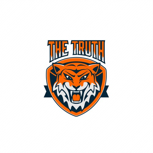 Bold logo concept for the truth