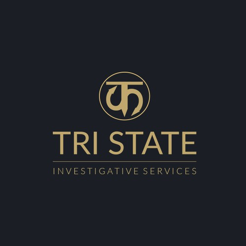 Tri State Investigation Firm Logo Design