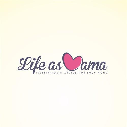 Logo for Mom Themed Website