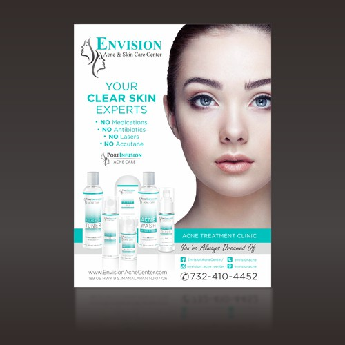Poster Envision Clinic