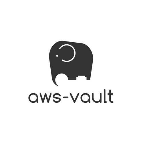 Logo for aws-vault