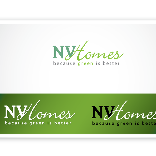 "Logo needed for ""Green"" home builder"