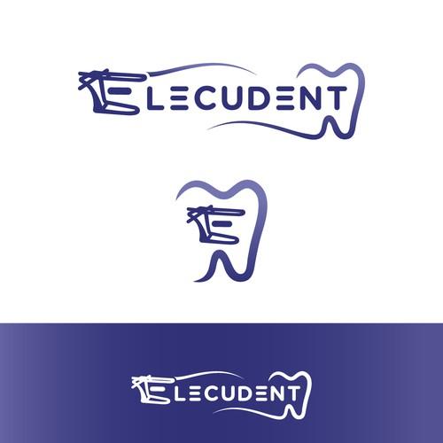 Logo concept for a dental company