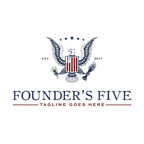 Logo Help: Founders Five