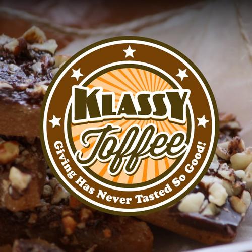 KLASSY Toffee needs a new logo