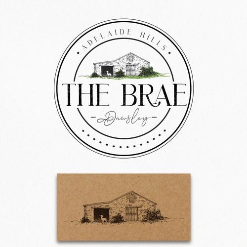 Logo for The Brae, Dawesley