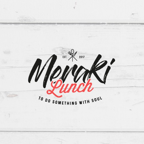 Hip and trendy logo for restaurant.