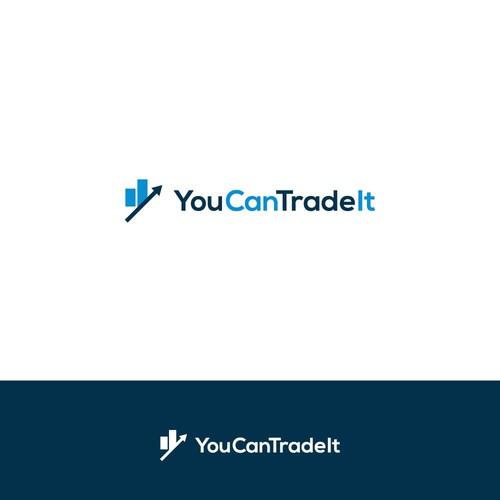 Logo Design for YouCanTradeIt