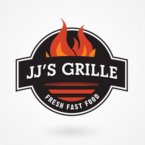 JJ's Grille needs a logo