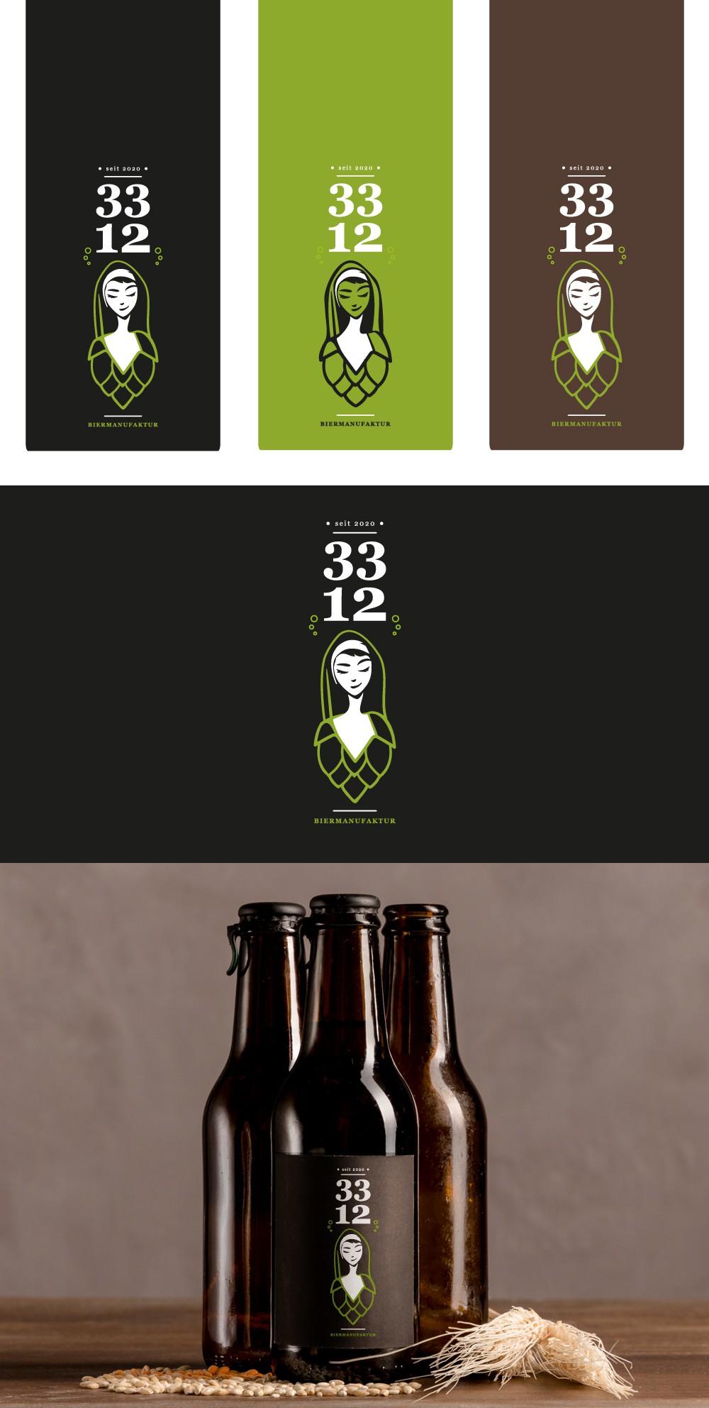 Junge Bierbrauer suchen kreative Köpfe für ein Top Logo