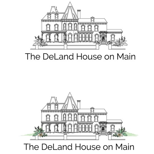 The DeLand House of Main