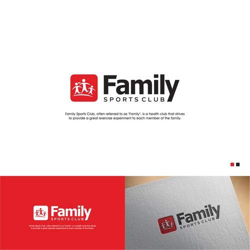 Logo Concept for Family Sports Club
