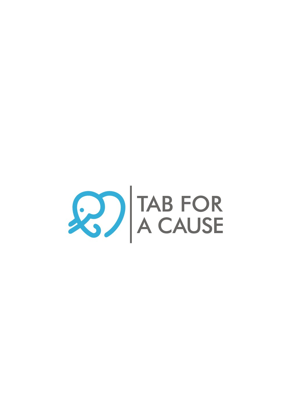 Create a logo for a browser app that raises money for charity!