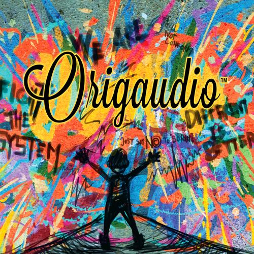 Origaudio Graffiti Backdrop