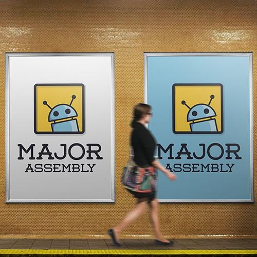 Logo design for Major assembly