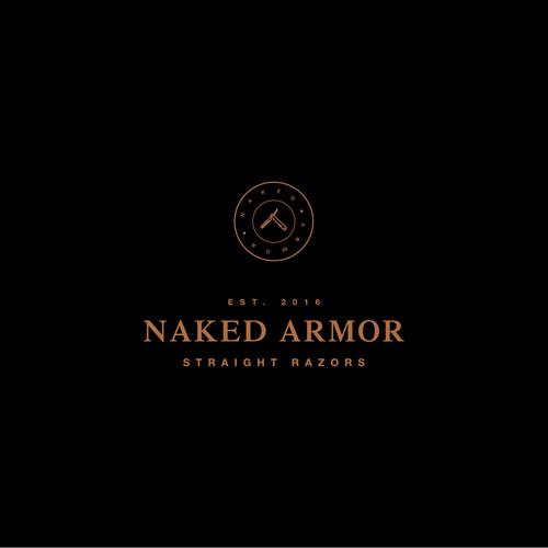 Logo Concept // Naked Armor