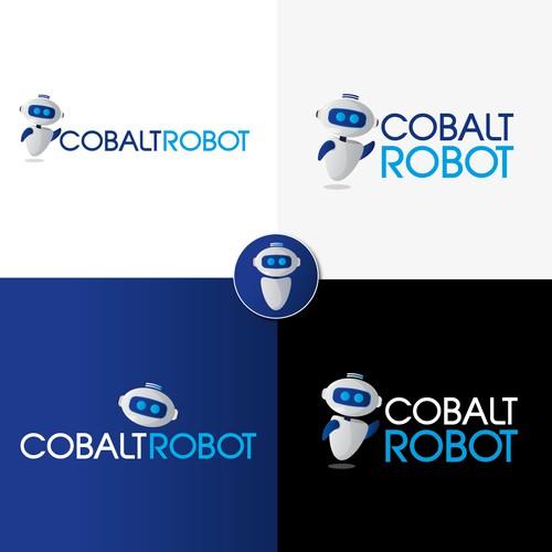 Cobalt Robot Logo