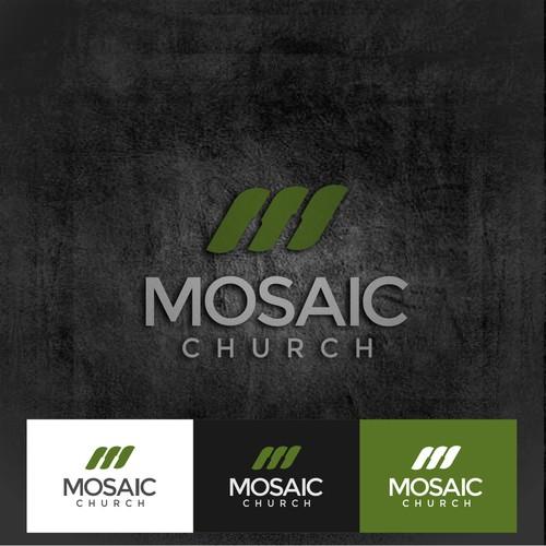 Growing contemporary church Logo