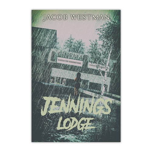 Eerie Small Town mystery Thriller