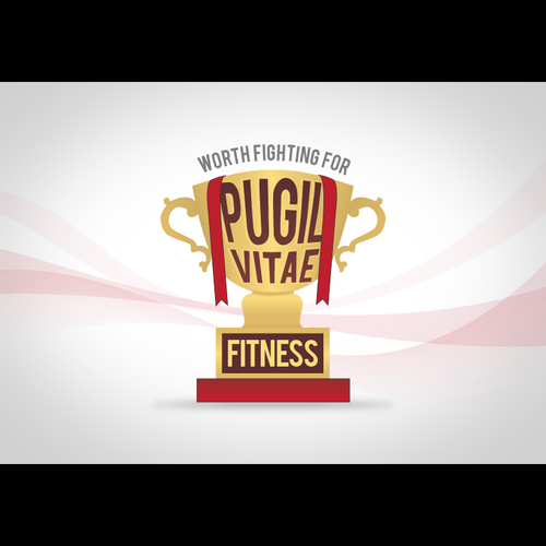 Help PUGIL VITAE FITNESS with a new logo