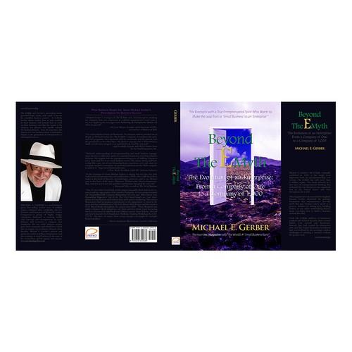 Book cover design for Michael E. Gerber