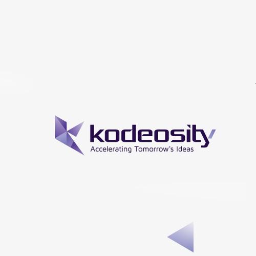 Branded a disruptive tech company named kodeosity